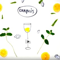The video When Pure Chablis meets Art